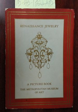 Renaissance Jewelry: A Picture Book
