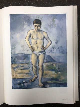 CEZANNE [SIGNED]
