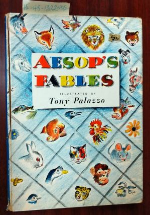 Aesop's Fables. Tony Palazzo, Laura Harris, selected and