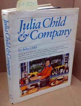 Julia Child & Company. Julia Child, E. S. Yntema