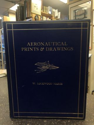 AERONAUTICAL PRINTS AND DRAWINGS. W. Lockwood Marsh