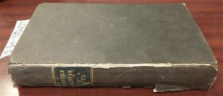 The American Quarterly Register, 1840, Volume XIII. B. B. Edwards, W. Cogswell