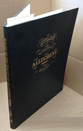 Atlas of the County Allegheny, Penna