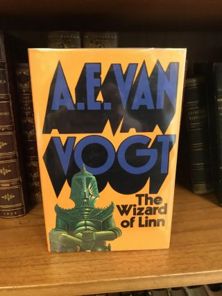 THE WIZARD OF LINN. A. E. Van Vogt