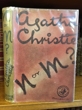 N OR M? Agatha Christie