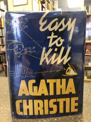 EASY TO KILL. Agatha Christie