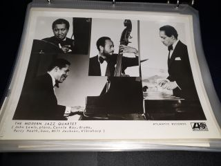 50 JAZZ PUBLICITY PHOTOS - AN AMAZING ARCHIVE!