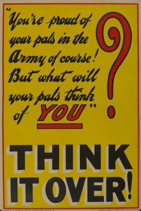 Think It Over Poster