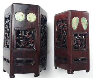 Collection of 19th c. Chinese decorative art