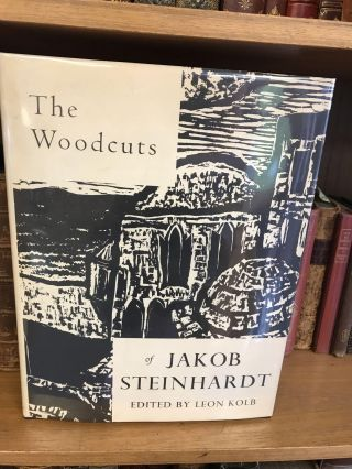 THE WOODCUTS OF JAKOB STEINHARDT. Leon Kolb
