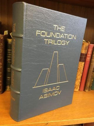 THE FOUNDATION TRILOGY [SIGNED]. Isaac Asimov