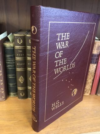 THE WAR OF THE WORLDS. H. G. Wells