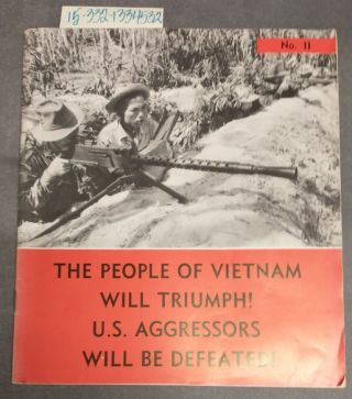 The People of Vietnam Will Triumph! U.S. Aggressors Will Be Defeated [No. 11