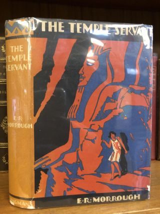 THE TEMPLE SERVANT AND OTHER STORIES. E. R. Morrough, Abu Nadaar, Reginald Ernest Moreau