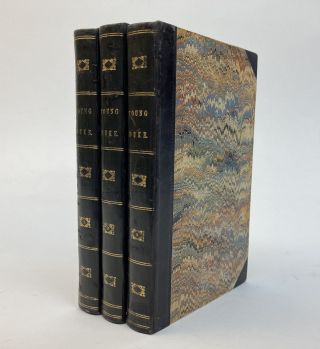 THE YOUNG DUKE [3 VOLS]. Benjamin Disraeli