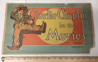CHARLIE CHAPLIN IN THE MOVIES (NO. 316
