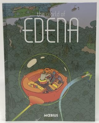 Moebius Library: The World of Edena. Jean Giraud