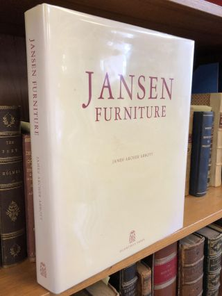 JANSEN FURNITURE [SIGNED]. James Archer Abbott