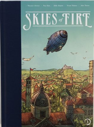 Skies of Fire, Book I. Vincenzo Ferriero, Ray Chou