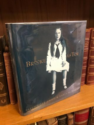 PATCHWORK CHILD: EARLY MEMORIES [SIGNED]. Brooke Astor