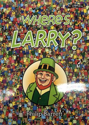 Where's Larry? Philip Barrett