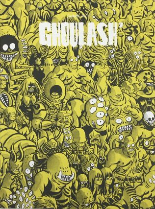 Ghoulash Two: A Second Helping of Inky Manifestations. Samuel Hiti