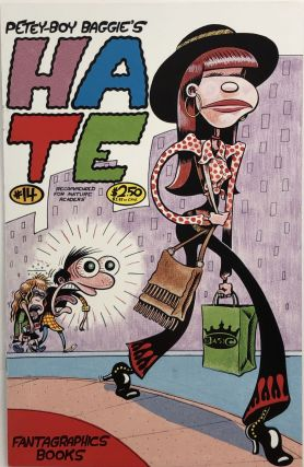 Hate No.14. P. Bagge