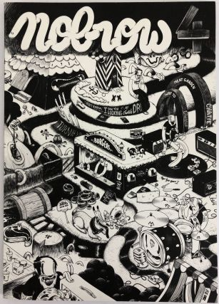 NOBROW 4: NIGHT AND DAY. McBess, Nora Krug, Stefanie Schilling