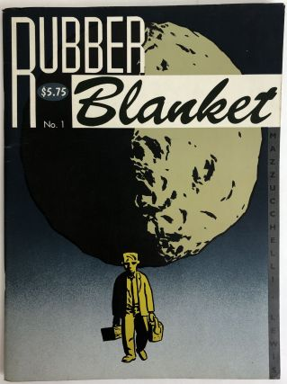 Rubber Blanket No.1. David Mazzucchelli