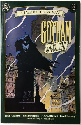 Gotham by Gaslight: An Alternative History of the Batman. Brian Augustyn, Michael Mignola, P....