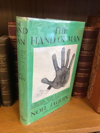 THE HAND OF MAN: A PRACTICAL TREATISE OF THE SCIENCE OF HAND-READING, DEALING IN DETAIL WITH ITS...
