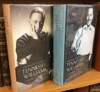 THE SELECTED LETTERS OF TENNESSEE WILLIAMS [2 VOLUMES]. Albert J. Devlin, Nancy M. Tischler