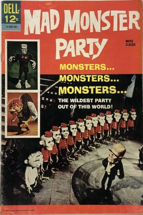 Mad Monster Party No.12-460-801