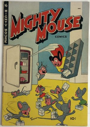 Mighty Mouse Comics No.16. Paul Terry