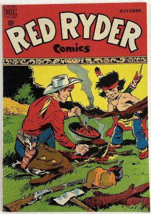 Red Ryder No.63. Fred Harman