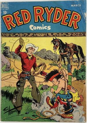 Red Ryder No.68. Fred Harman