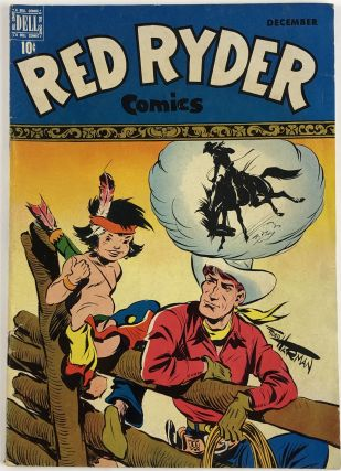 Red Ryder No.65. Fred Harman