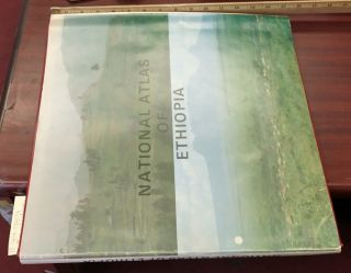 National Atlas of Ethiopia. Ethiopian Mapping Authority