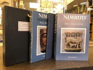 NIMRUD AND ITS REMAINS [THREE VOLUMES]. M. E. L. Mallowan