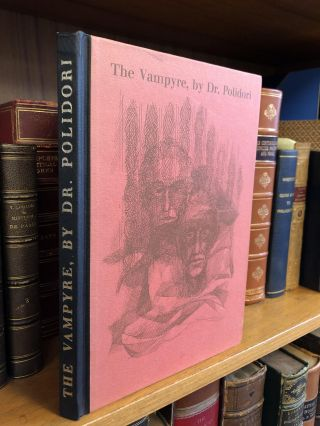 THE VAMPYRE. John William Polidori, Harold E. Spencer
