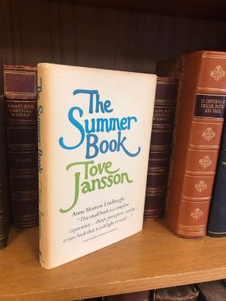 THE SUMMER BOOK. Tove Jansson, Thomas Teal