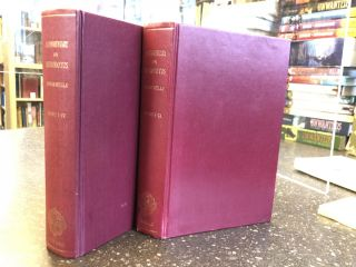 A COMMENTARY ON HERODOTUS [TWO VOLUMES]. W. W. How, J. Wells