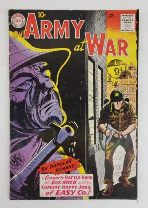 OUR ARMY AT WAR NO. 91. Joe Kubert
