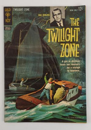 THE TWILIGHT ZONE NO. 1. Rod Serling