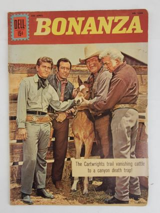 BONANZA FOUR COLOR NO 1283