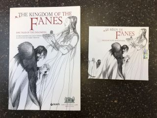 THE KINGDOM OF THE FANES: EPIC TALES OF THE DOLOMITES