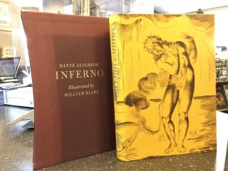 INFERNO. Dante Alighieri, William Blake, Henry Francis Cary