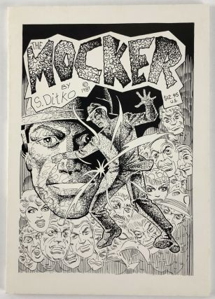 The Mocker. Steve Ditko