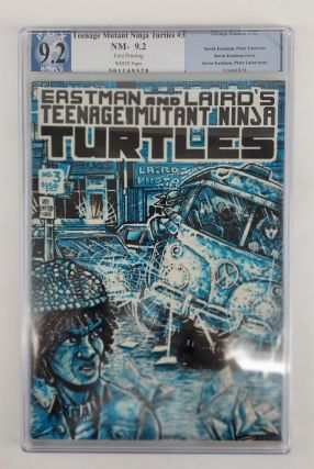 TEENAGE MUTANT NINJA TURTLES #3. Kevin Eastman, Peter Laird