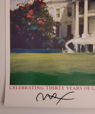 The White House Fellows [SIGNED]